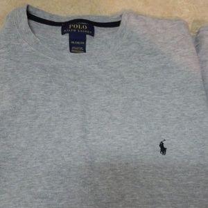 Long sleeve thermal Ralph Lauren